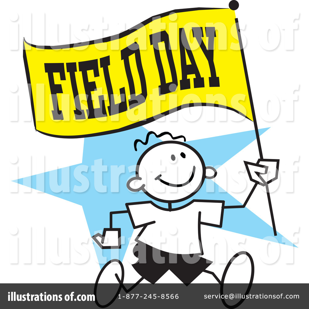 field day clipart 1109070 illustration by johnny sajem rh illustrationsof com field day clipart field day clipart images