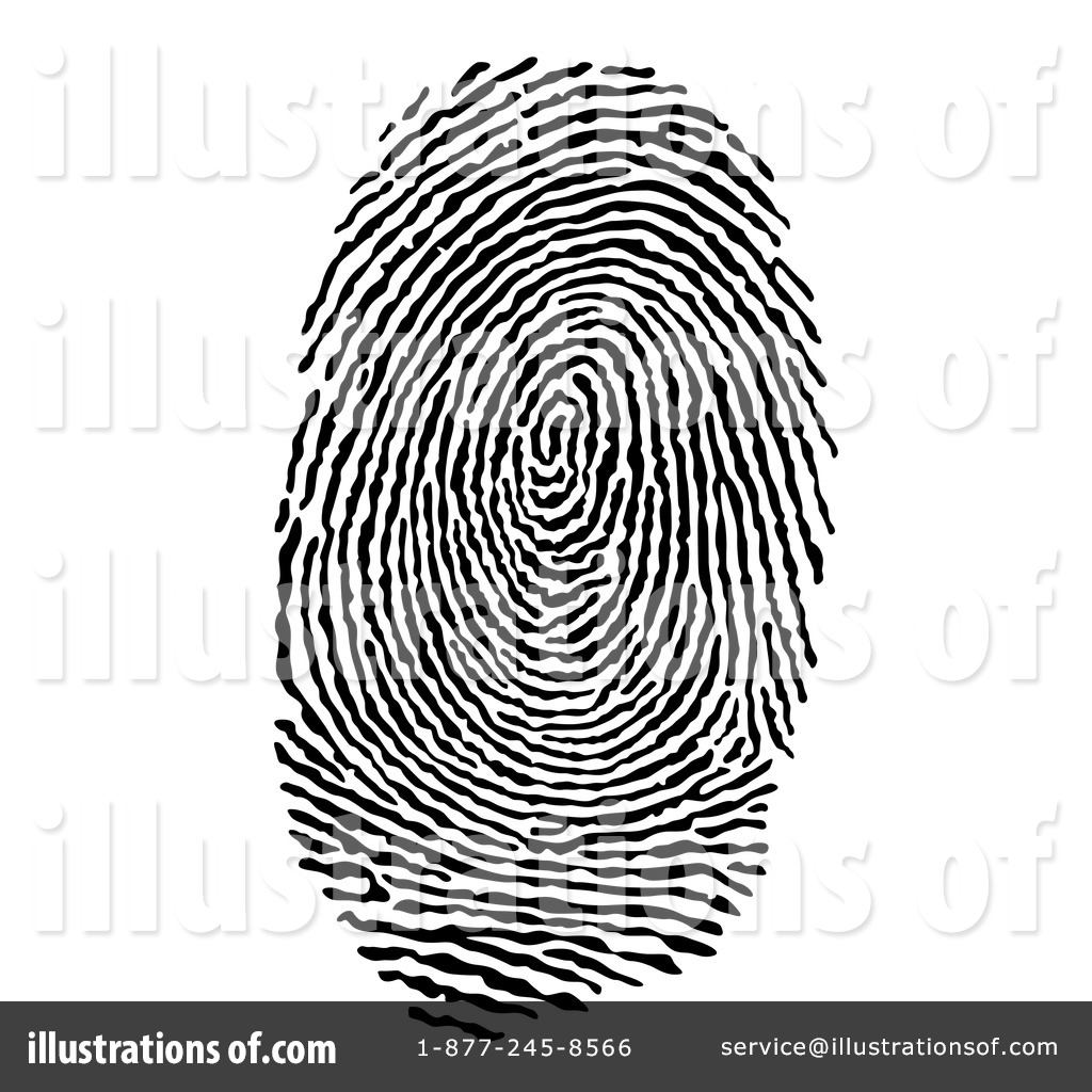 fingerprint clipart 64864 illustration by frog974 rh illustrationsof com fingerprint clipart images fingerprint border clip art
