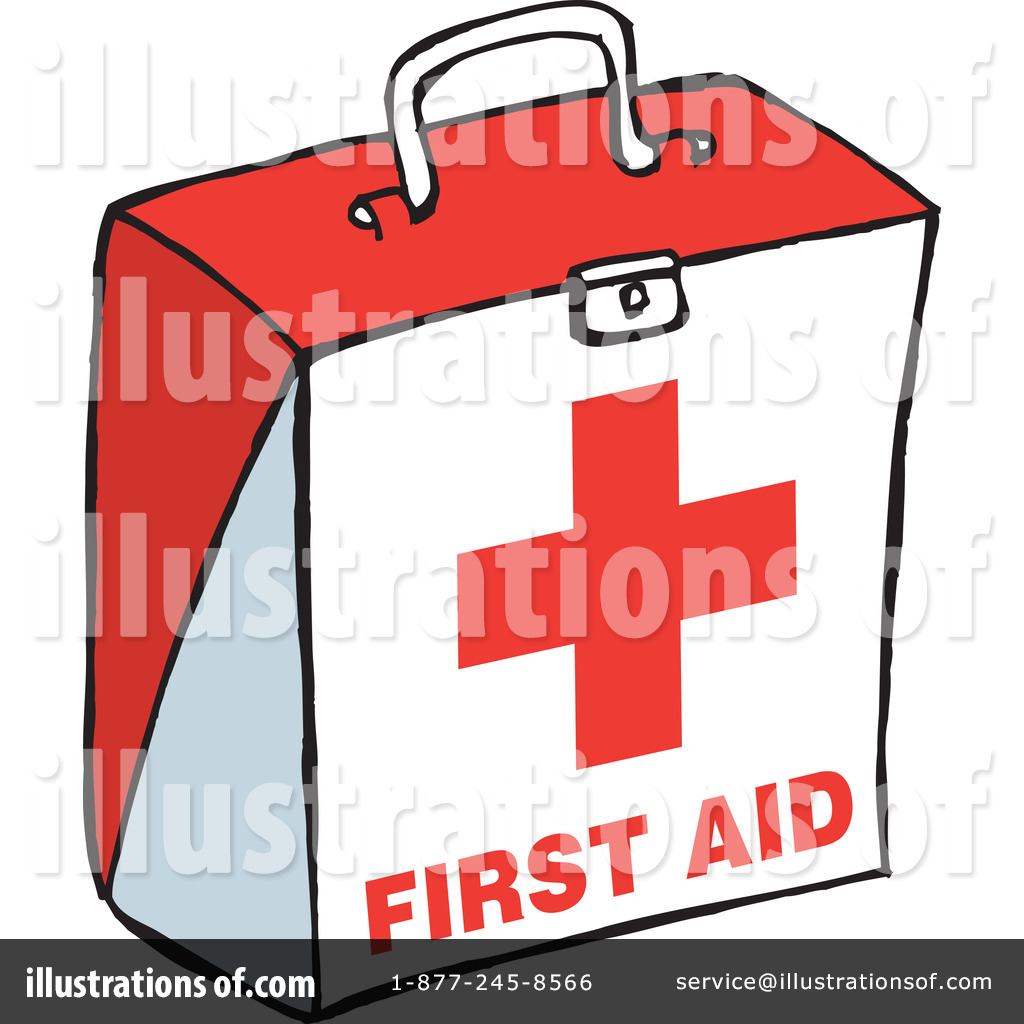 first aid clipart 65553 illustration by dennis holmes designs rh illustrationsof com first aid clipart free first aid kit clipart