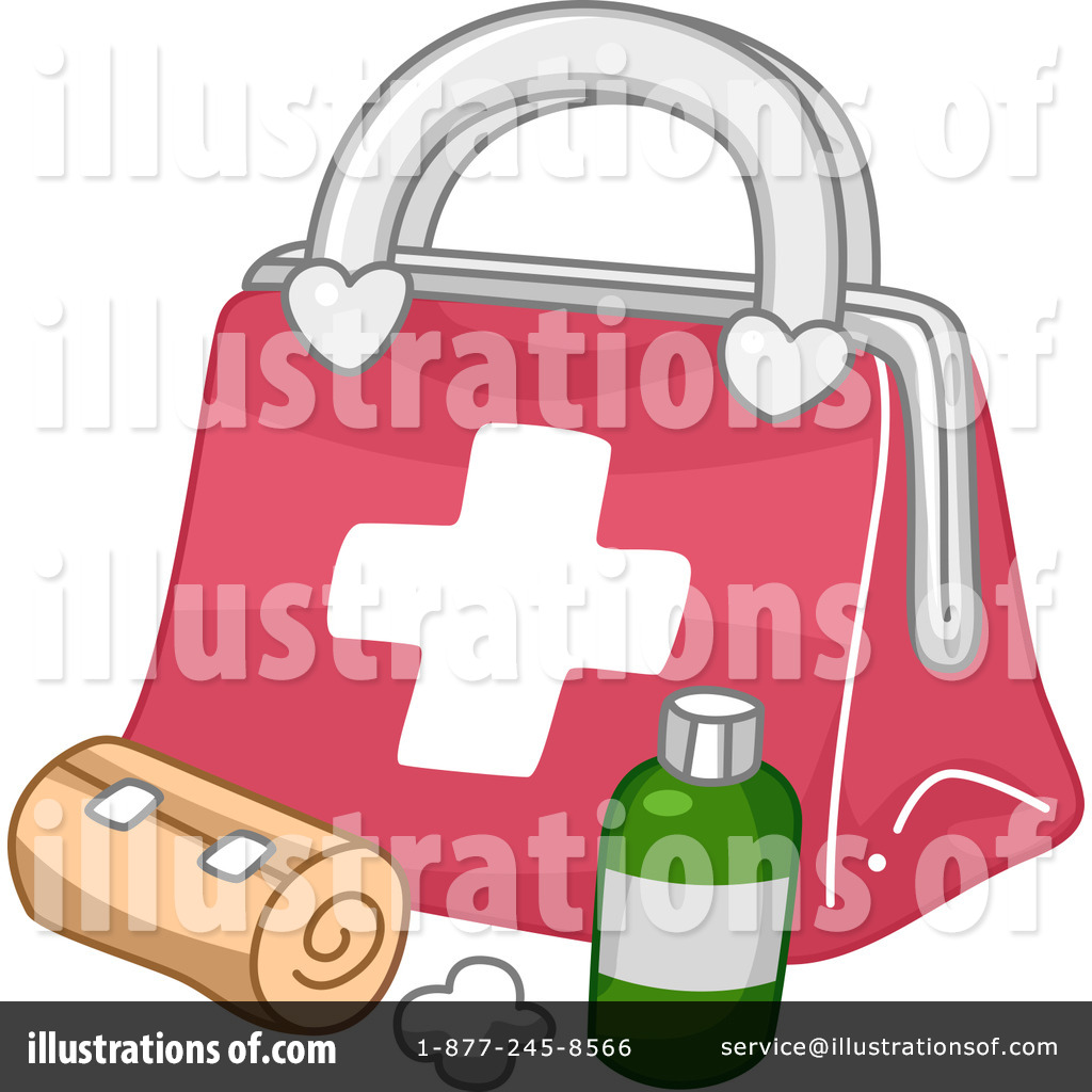 first aid kit clipart. royaltyfree rf first aid kit clipart illustration 1101805 by bnp design studio