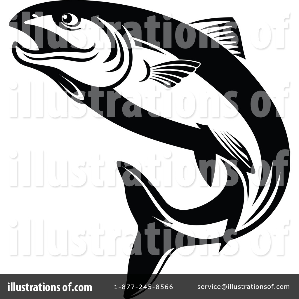 Freshwater fish clipart - Royalty Free Rf Fish Clipart Illustration By Vector Tradition Sm Stock Sample