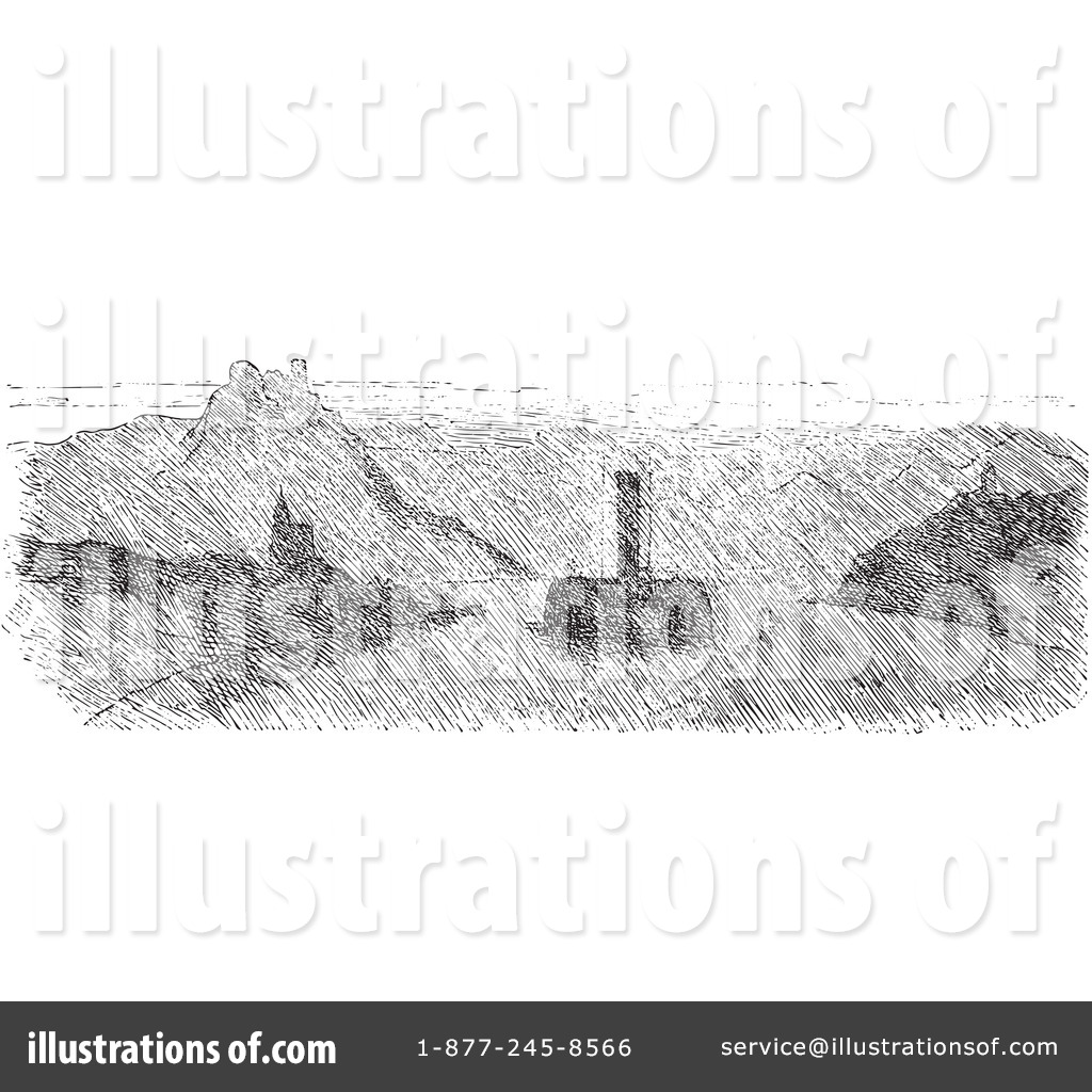 Foggy Clipart #1136030 - Illustration by Picsburg