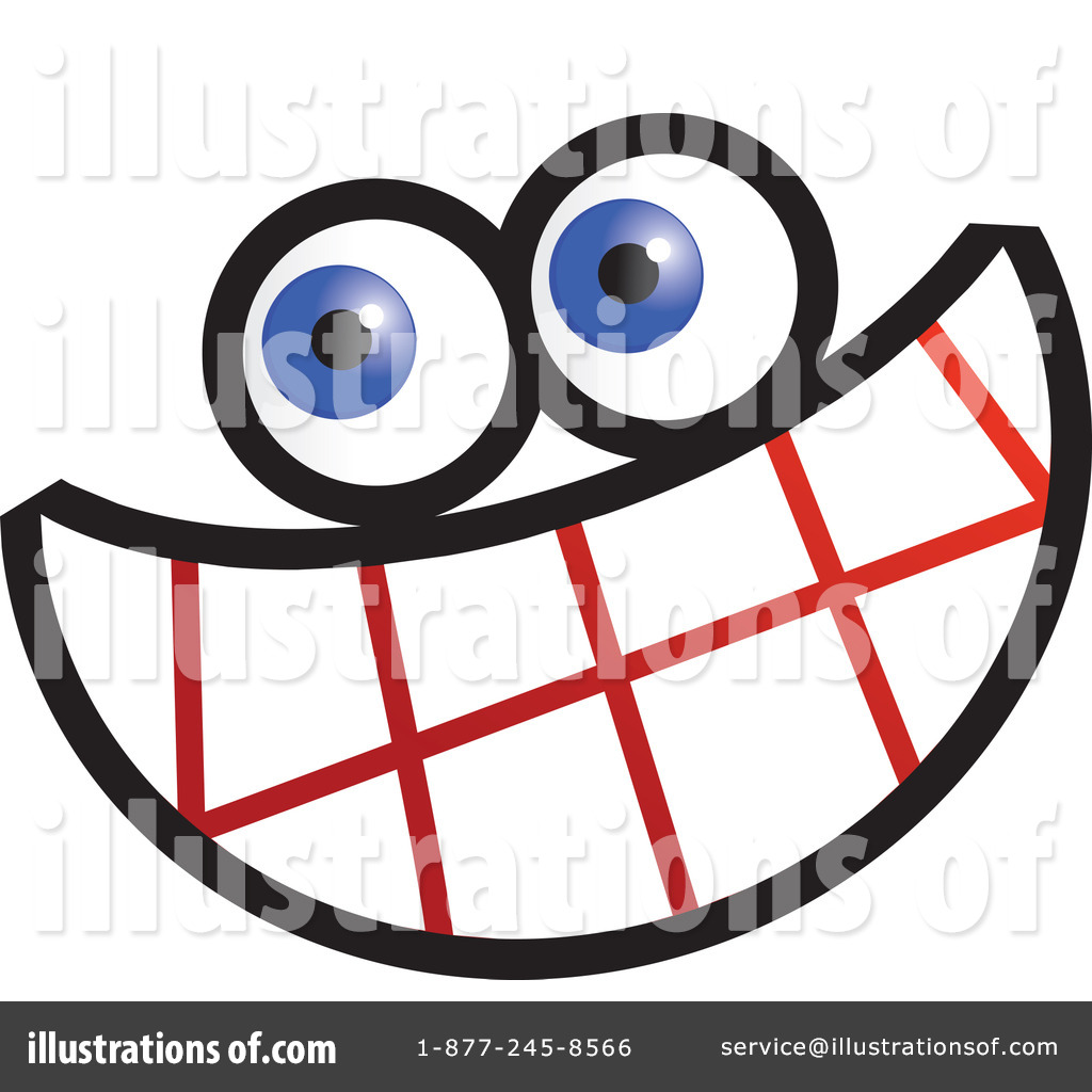 Funny Face Clipart #1053332 - Illustration by Prawny