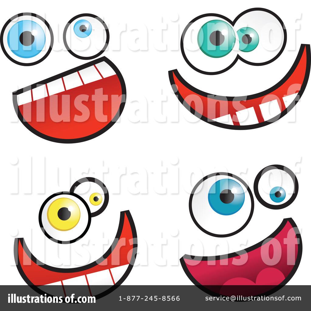 Funny Face Clipart #1053422 - Illustration by Prawny
