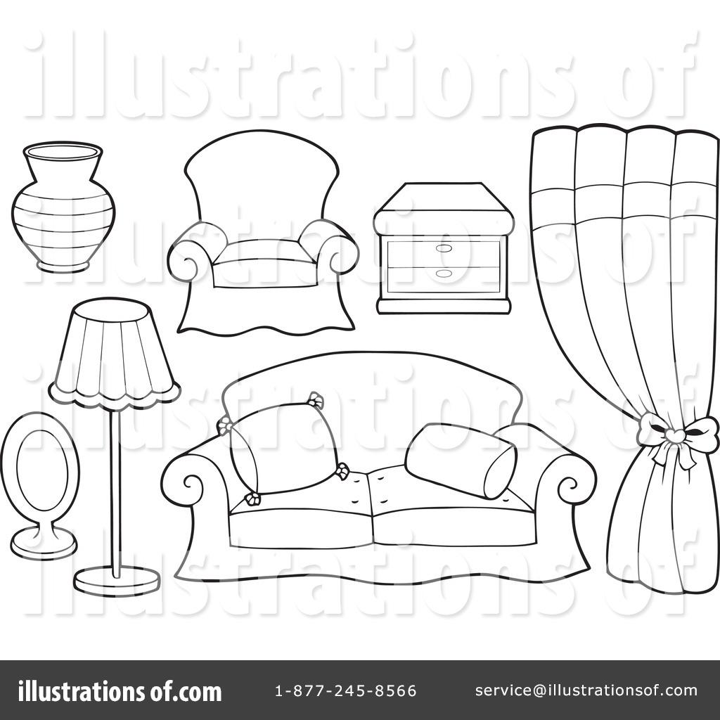 Furniture Clipart #1112683