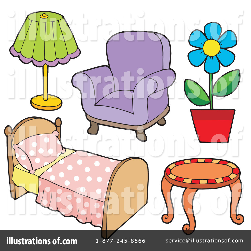 Clip Art Furniture Clip Art furniture clipart 1112683 illustration by visekart royalty free rf 213543