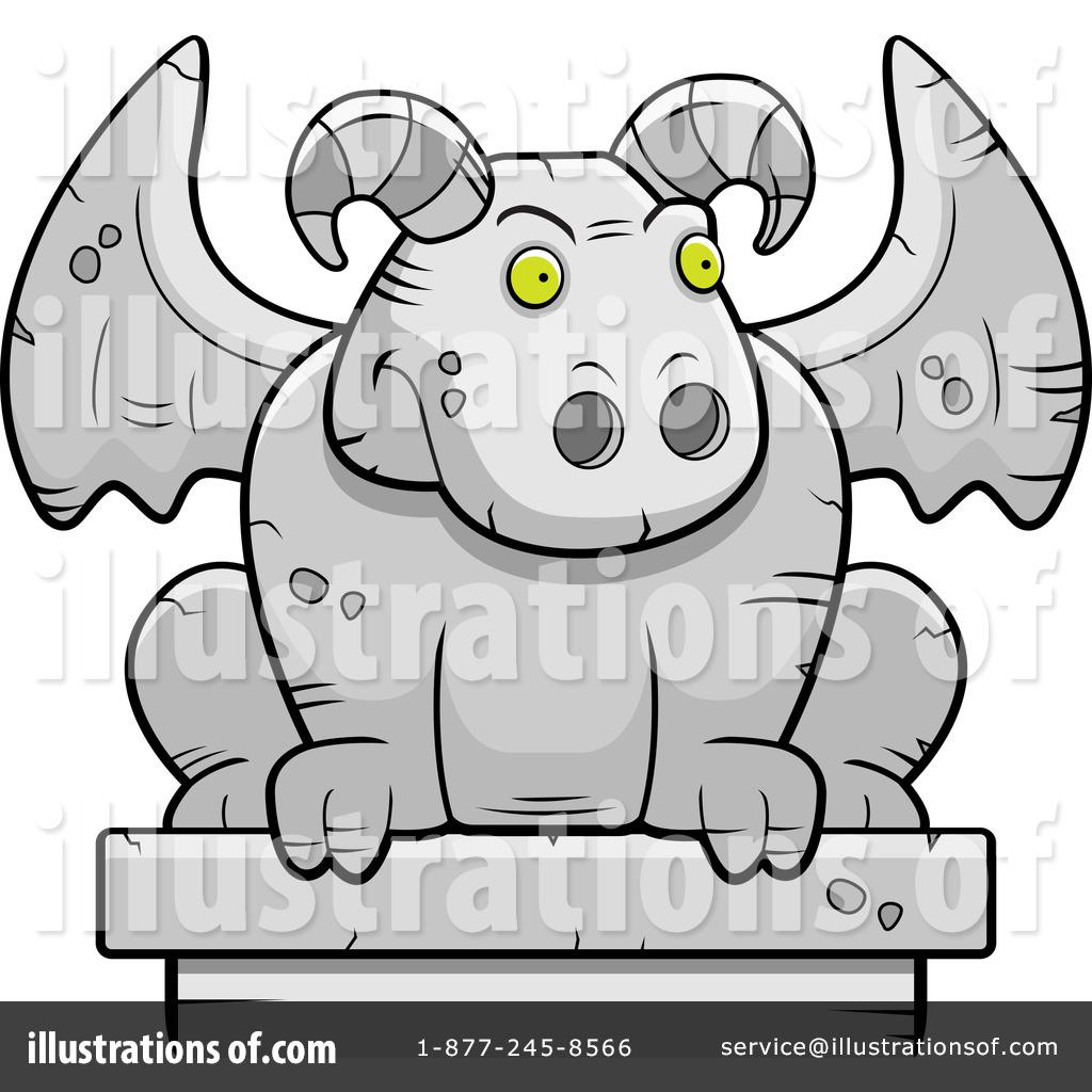 gargoyle clipart 94414 illustration by cory thoman rh illustrationsof com Gargoyles Logo World Clip Art