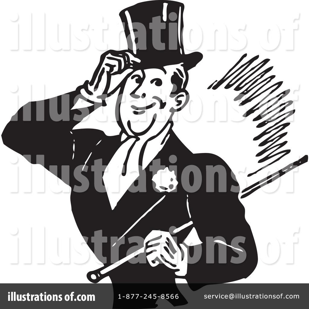gentleman clipart 1101526 illustration by bestvector rh illustrationsof com victorian gentleman clipart southern gentleman clipart
