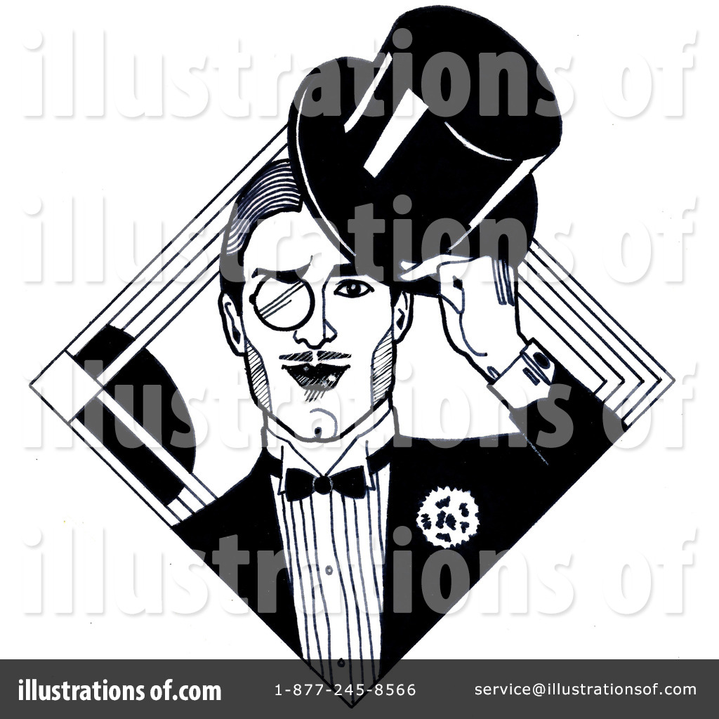 gentleman clipart 1107922 illustration by loopyland rh illustrationsof com gentleman clipart free gentleman hat clipart
