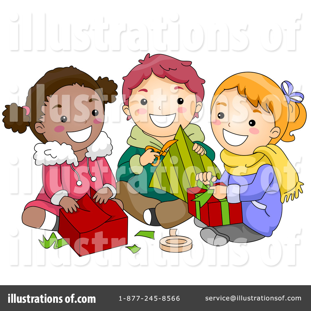 Gift exchange clipart 434661 illustration by bnp design studio royalty free rf gift exchange clipart illustration 434661 by bnp design studio negle Gallery