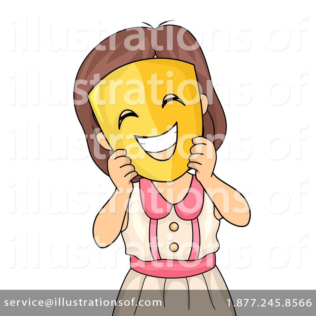 Girl Clipart 1499721 Illustration By Bnp Design Studio