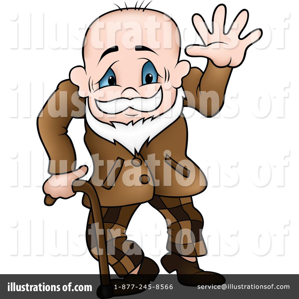 Clip Art Grandpa Clipart grandpa clipart 1091901 illustration by dero royalty free rf dero