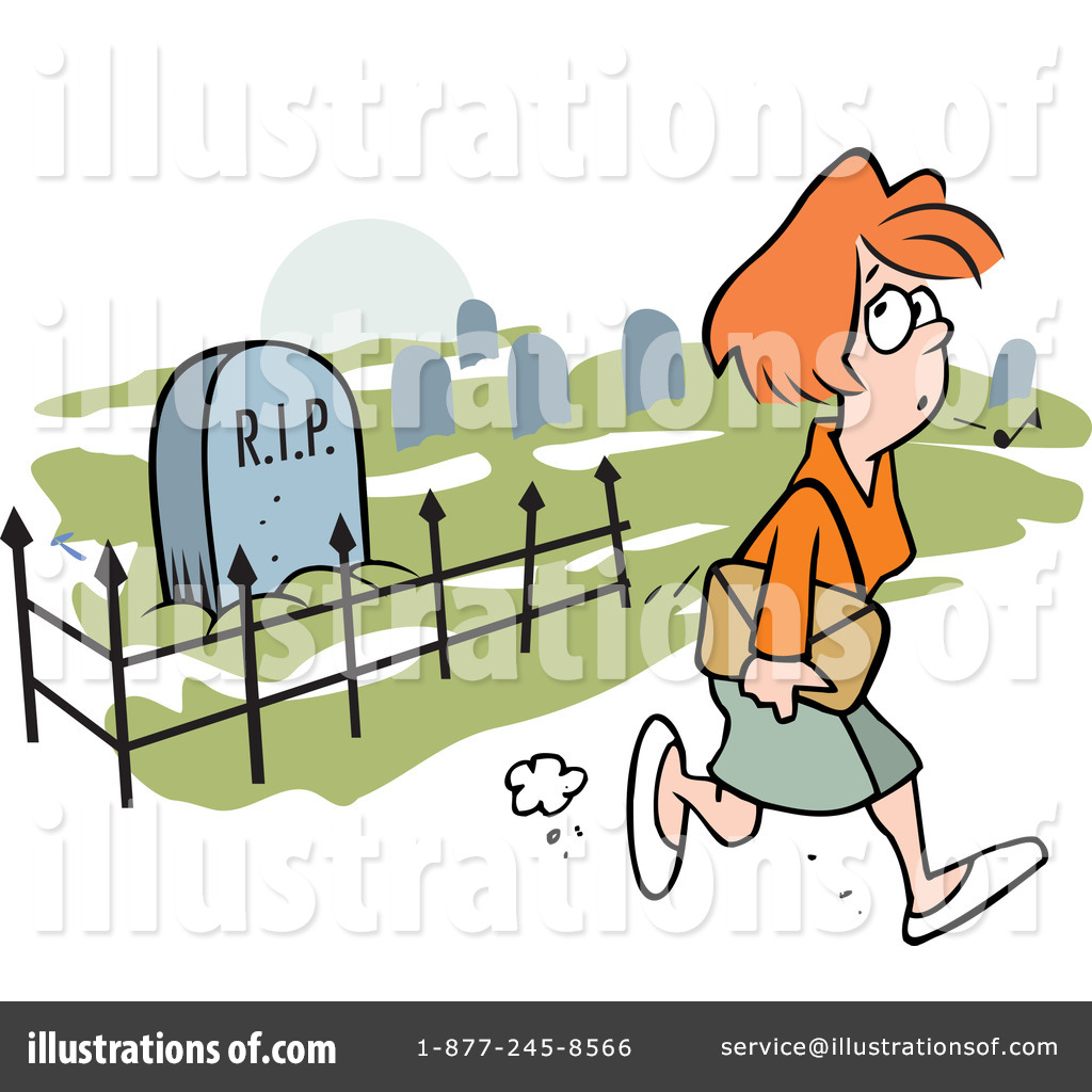 graveyard clipart 1243326 illustration by johnny sajem rh illustrationsof com scary graveyard clipart graveyard scene clipart