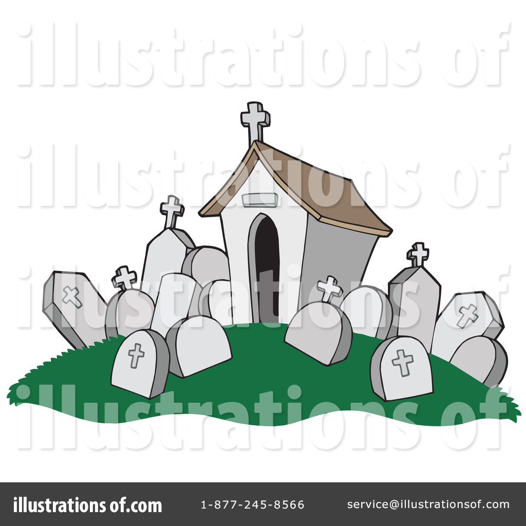 graveyard clipart 213200 illustration by visekart rh illustrationsof com graveyard scene clipart halloween graveyard clipart