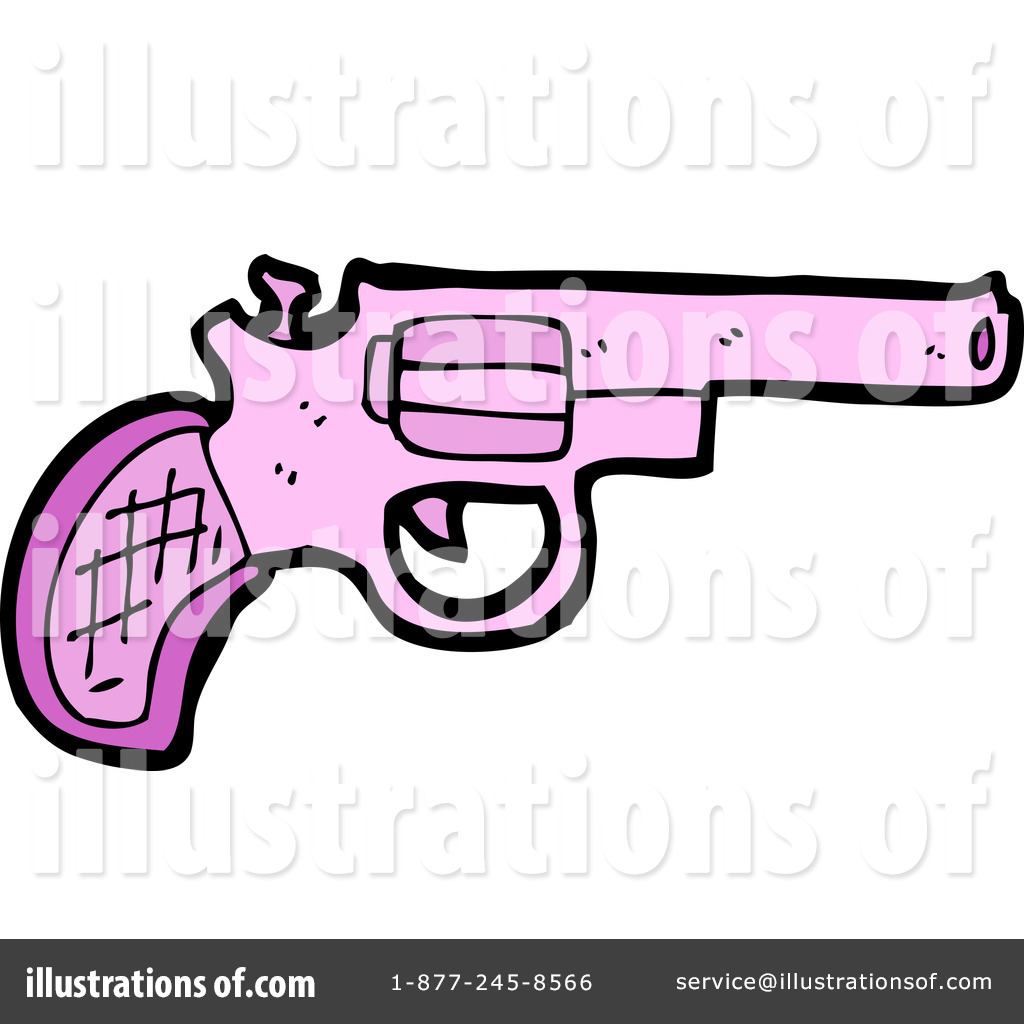 Gun Clipart #1148189 - Illustration by lineartestpilot
