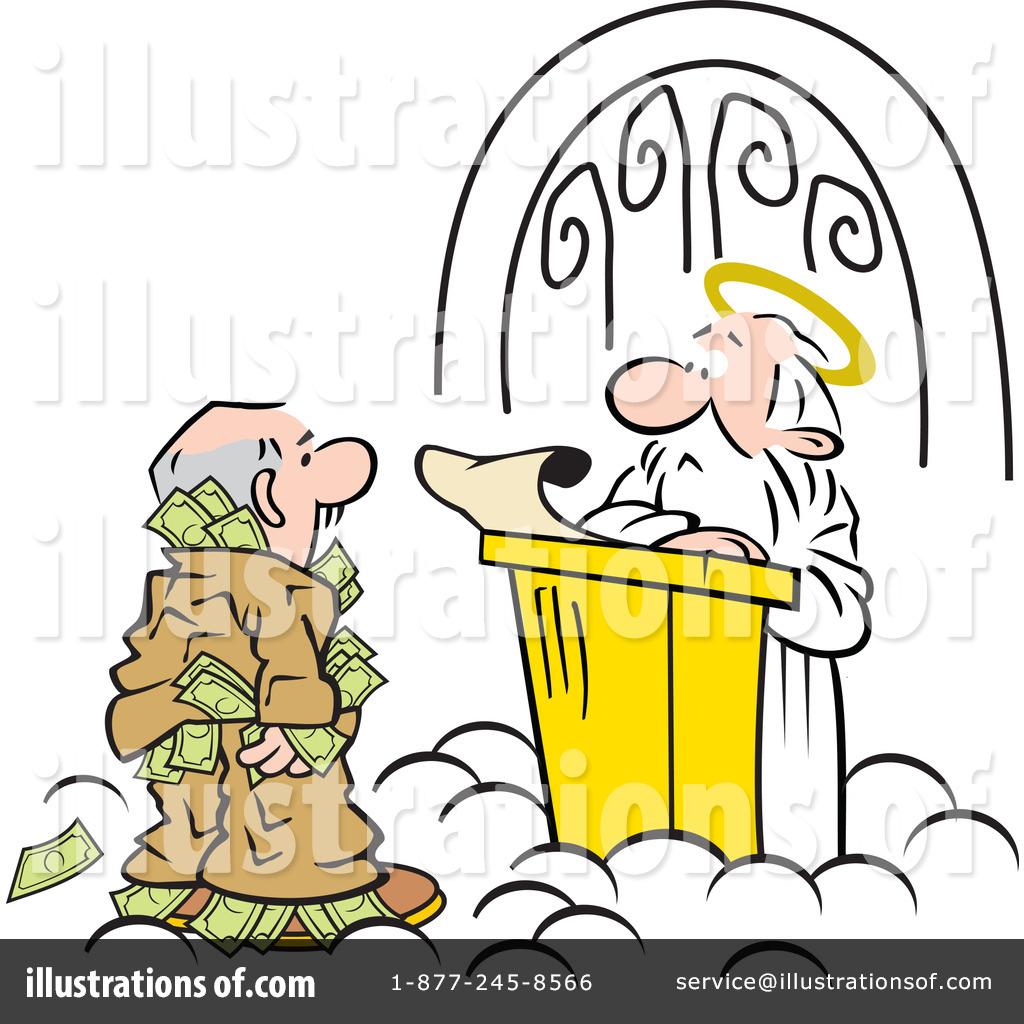 heaven clipart 1210552 illustration by johnny sajem rh illustrationsof com clip art heaven or hell clipart heaven free
