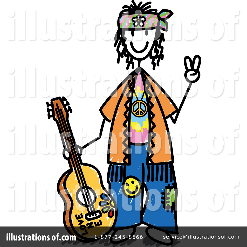 hippie clipart 1053962 illustration by frog974 rh illustrationsof com hippie clip art free hippie clipart
