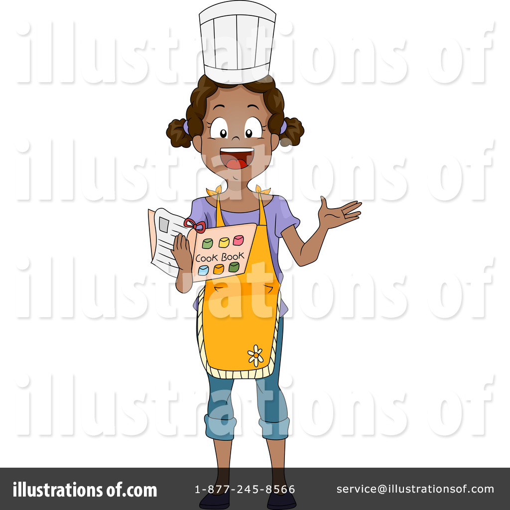 Home Economics Clipart #1080945 - Illustration by BNP Design Studio