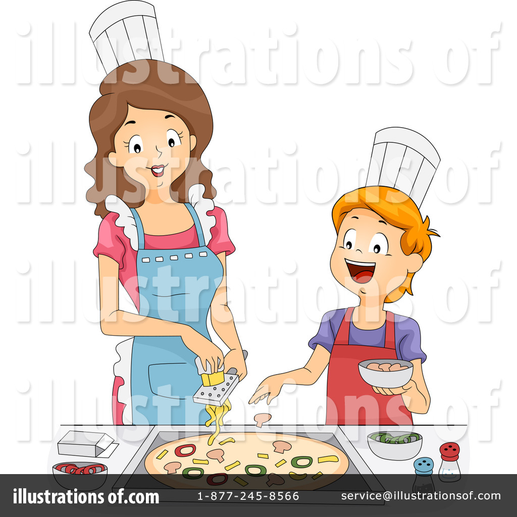 Home Economics Clipart #1080951 - Illustration by BNP Design Studio