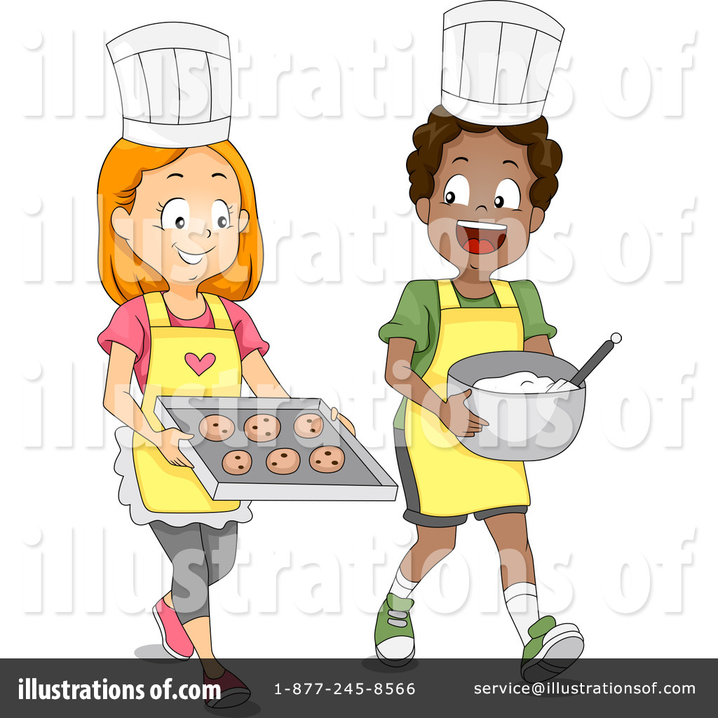 Home Economics Clipart #1080953 - Illustration by BNP Design Studio