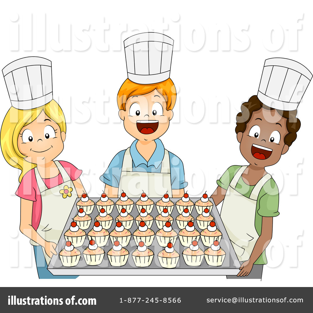 Home Economics Clipart #1080954 - Illustration by BNP Design Studio