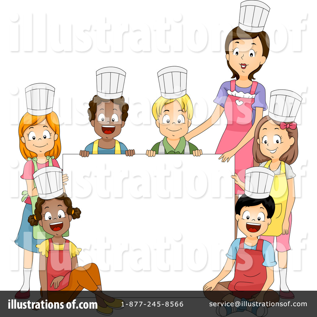 Home Economics Clipart #1080955 - Illustration by BNP Design Studio