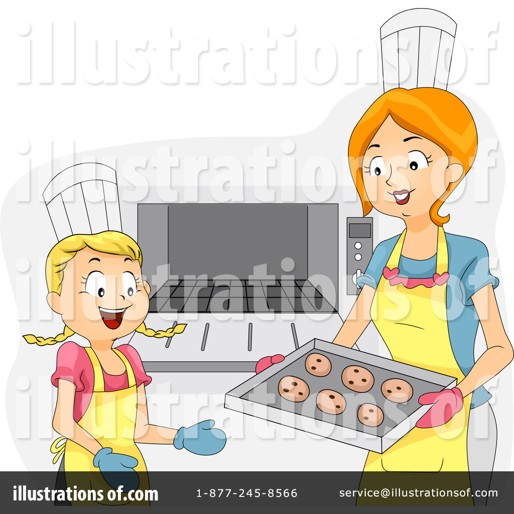 Home Economics Clipart #1080957 - Illustration by BNP Design Studio