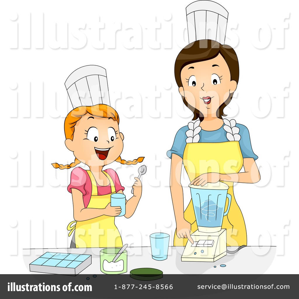 Home Economics Clipart #1080959 - Illustration by BNP Design Studio