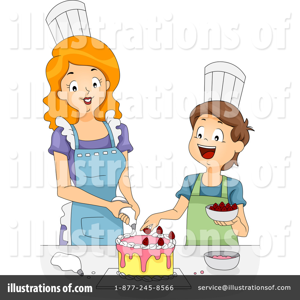 Home Economics Clipart #1080960 - Illustration by BNP Design Studio