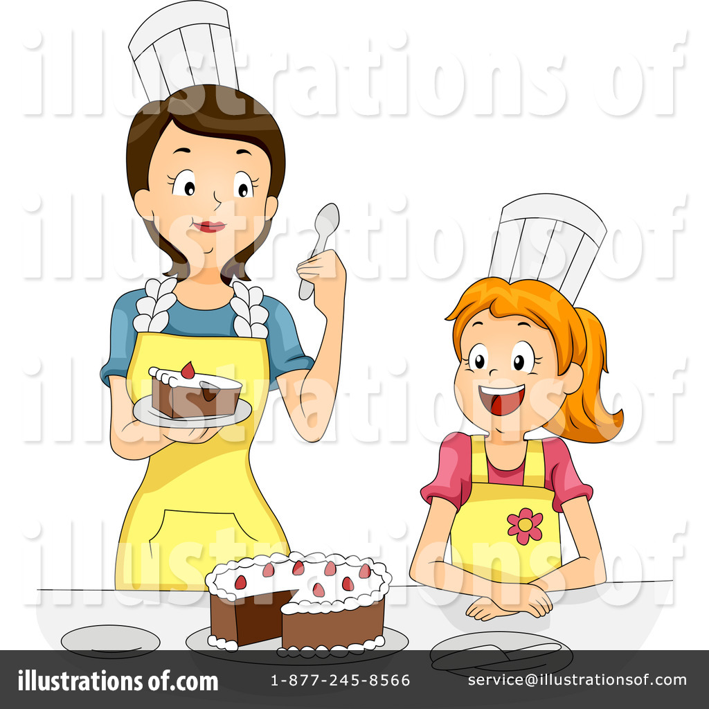 Home Economics Clipart #1080961 - Illustration by BNP Design Studio