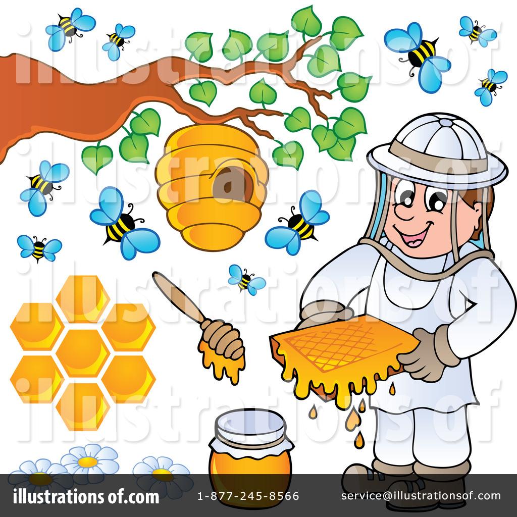 Clip Art Honey Clipart honey clipart 1110735 illustration by visekart royalty free rf visekart