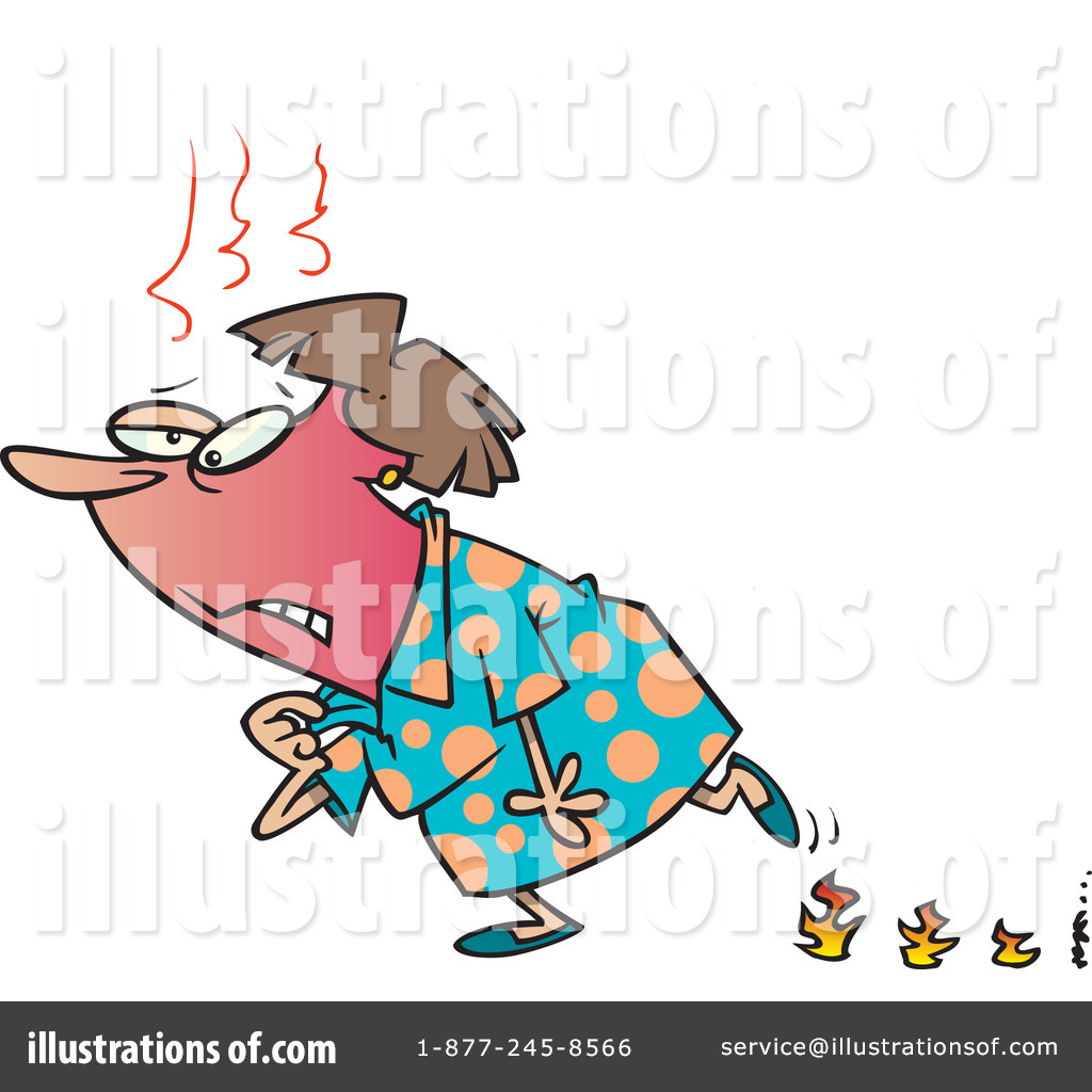 Hot Clipart #1043959 - Illustration by Ron Leishman