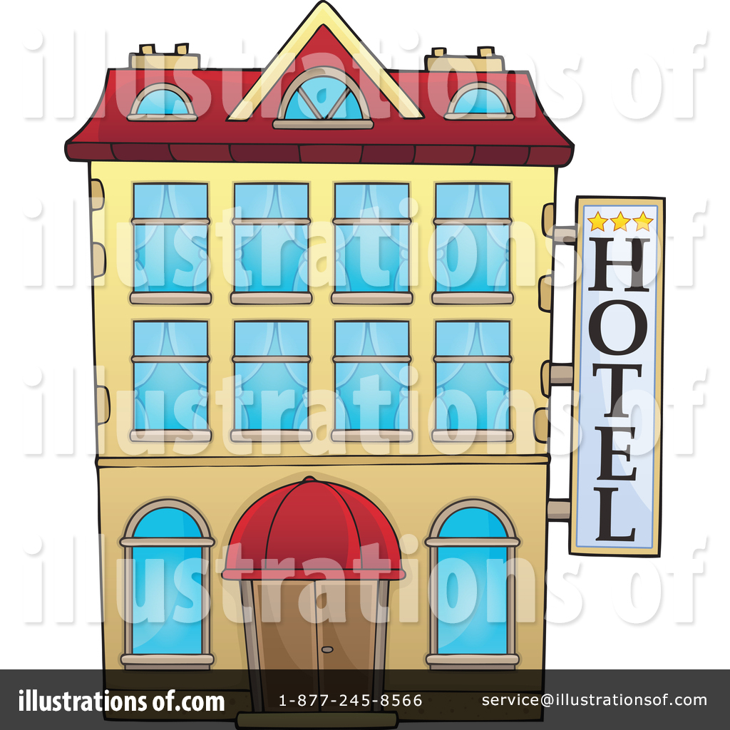 Hotel Clipart