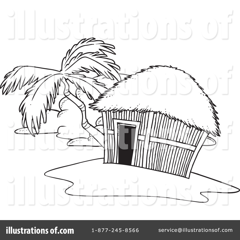 hut clipart 442976 illustration by toonaday