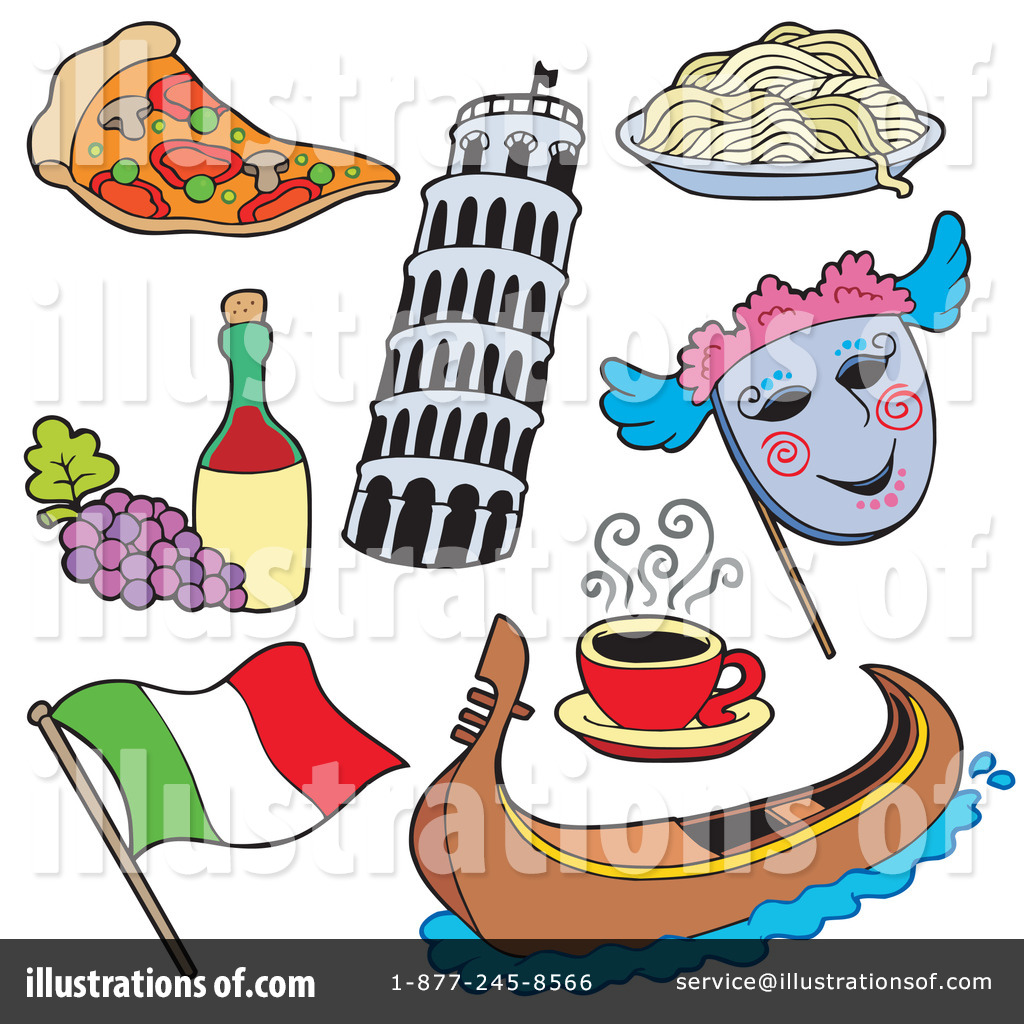 italy clipart 213599 illustration by visekart rh illustrationsof com carte italie clipart clipart italie