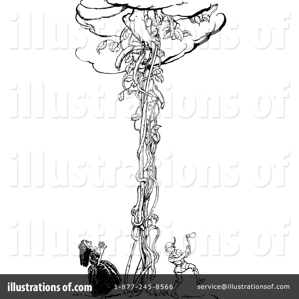 Jack And The Beanstalk Clipart #1120603 - Illustration by Prawny ...