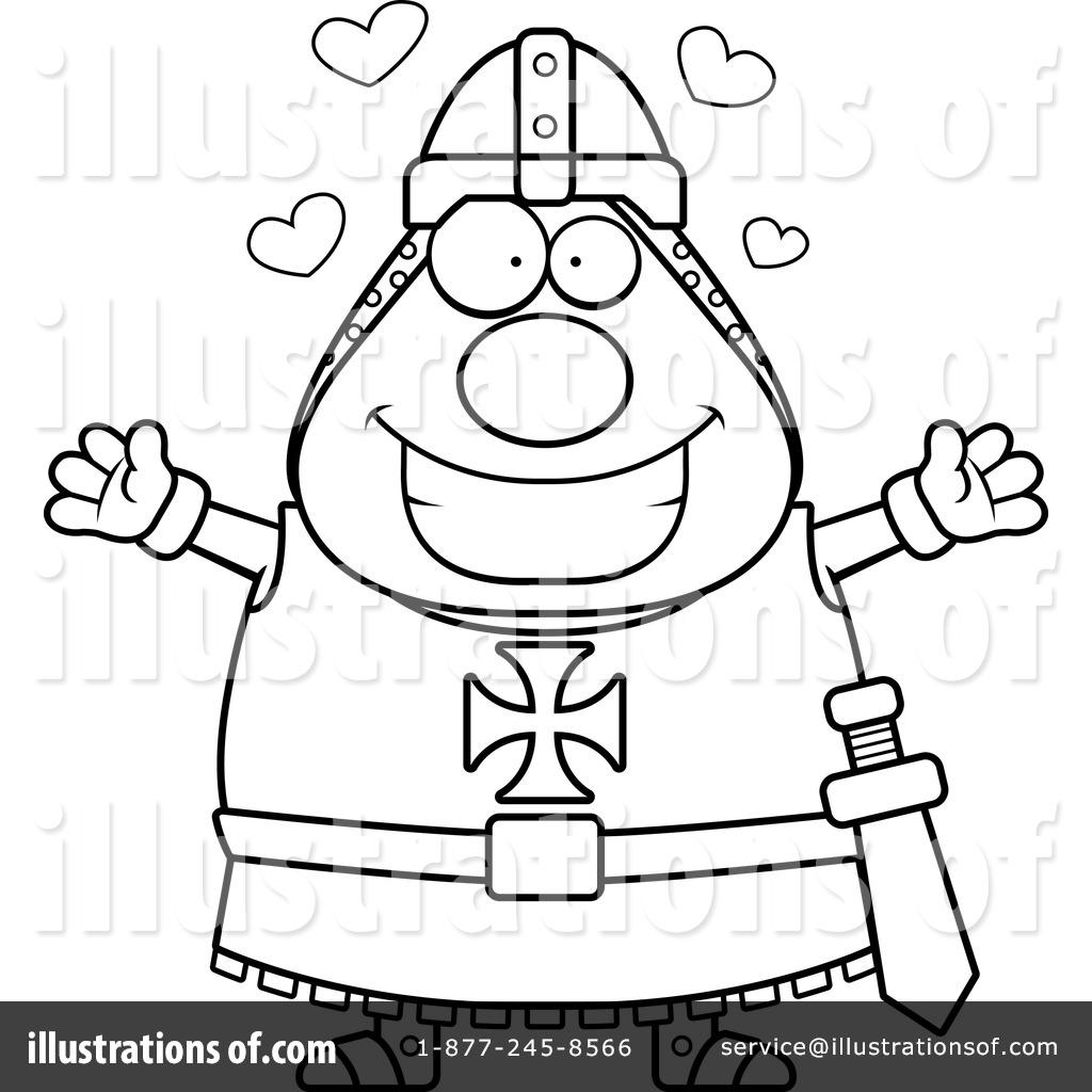 knight templar clipart 1241075 illustration by cory thoman