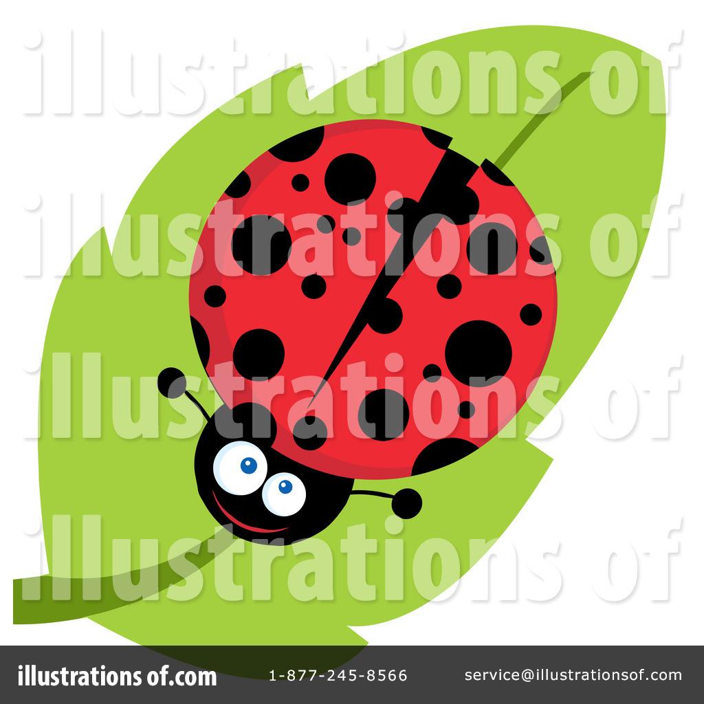 ladybug clipart 1090977 illustration by hit toon