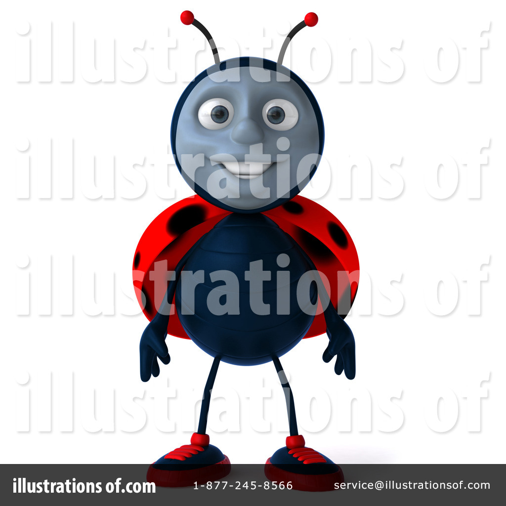 ladybug clipart 1080104 illustration by julos