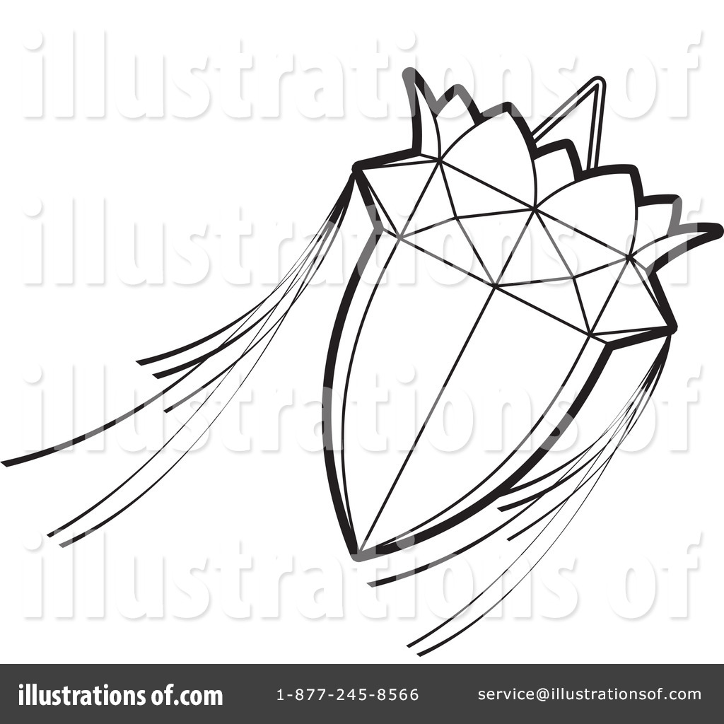Royalty Free RF Lantern Clipart Illustration 1257597 By Lal Perera