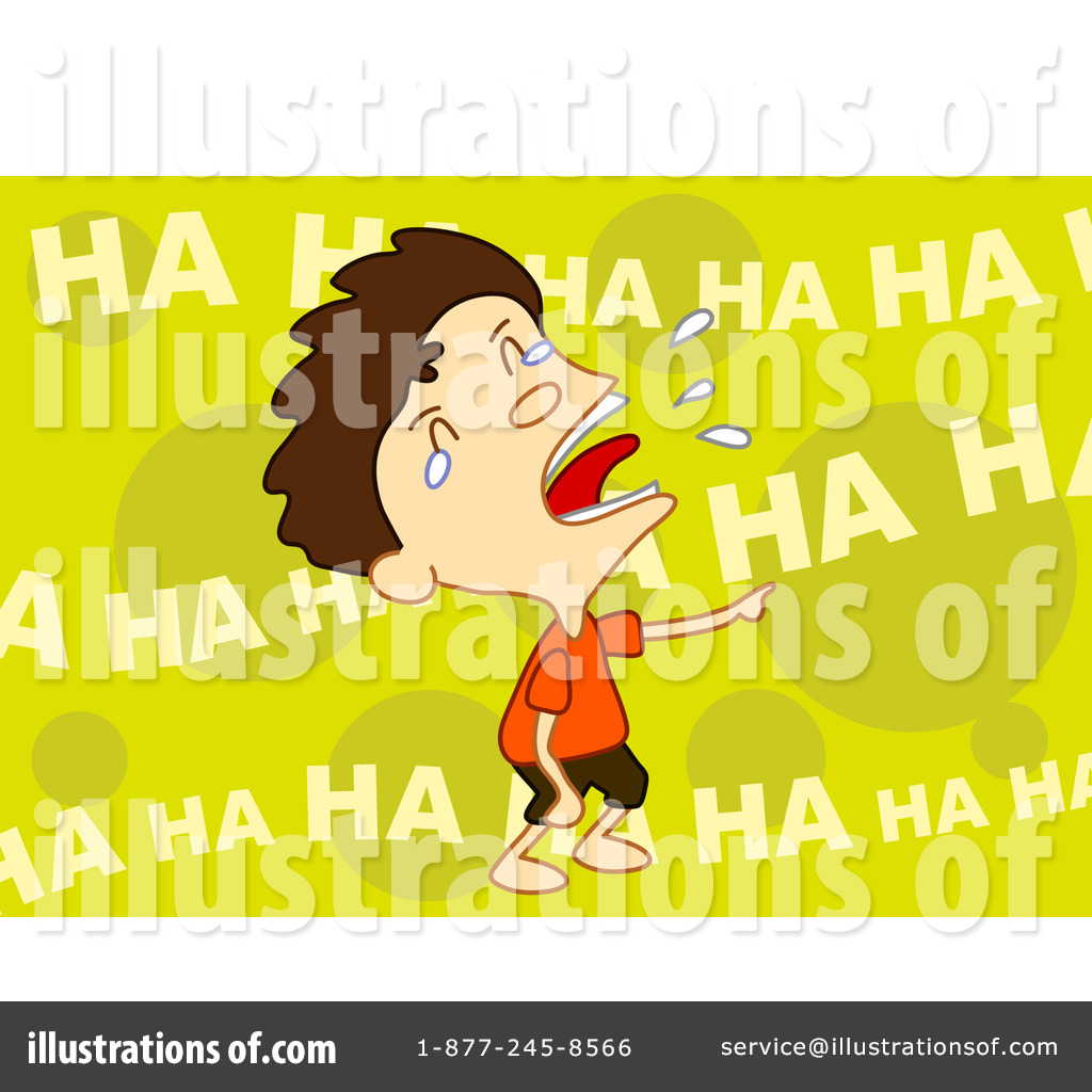 Laughter Clipart #1083545 - Illustration by mayawizard101