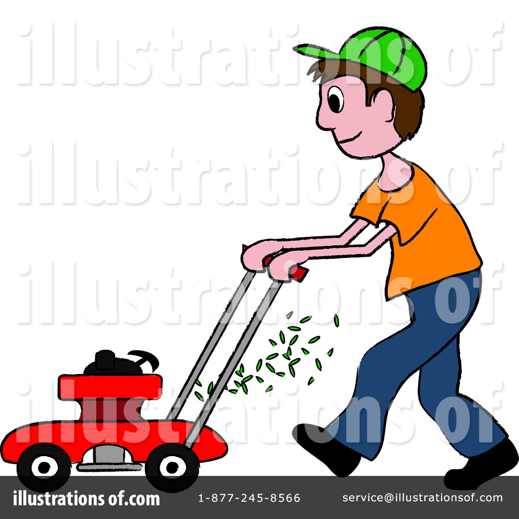 lawn mowing clipart 94206 illustration by pams clipart rh illustrationsof com lawn care clipart black and white lawn care clipart black and white