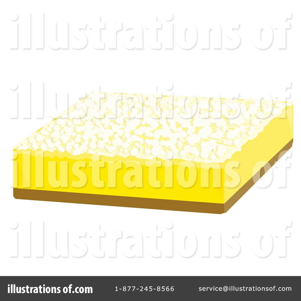 Lemon Bar Clipart #1093512 - Illustration by Randomway