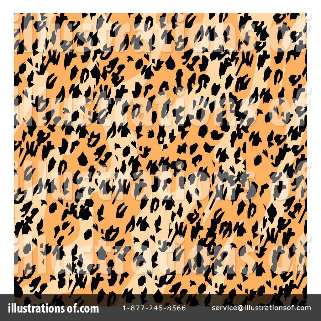 e96e919e80 Royalty-Free (RF) Leopard Print Clipart Illustration by Andy Nortnik -  Stock Sample