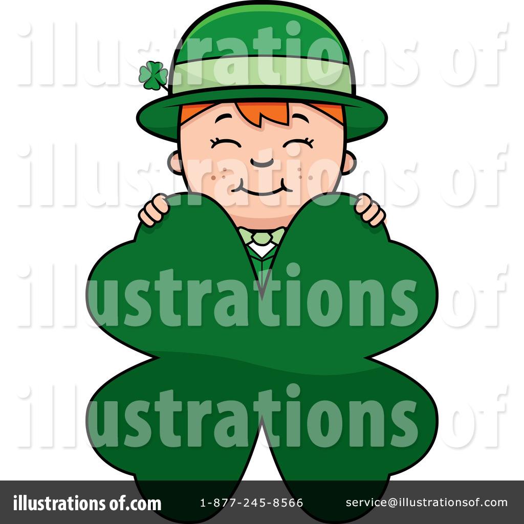 leprechaun clipart 1091212 illustration by cory thoman