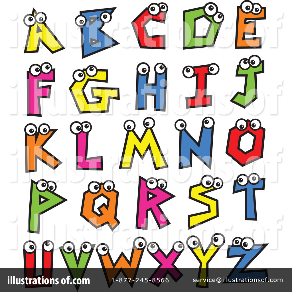 letters clipart 1080711 illustration by prawny rh illustrationsof com letter clip art in circles letter clipart images