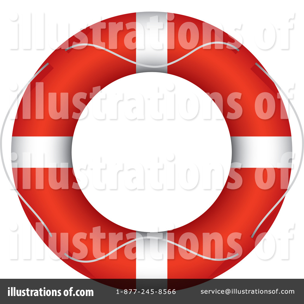 Life Preserver - Life Boat Ring Clipart (#2009592) - PinClipart