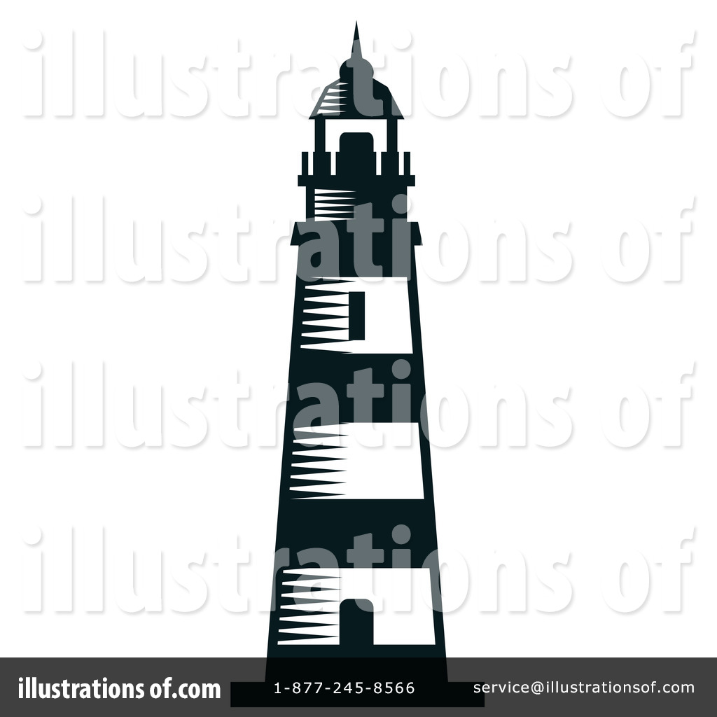 lighthouse clipart 1254581 illustration by vector tradition sm rh illustrationsof com free lighthouse graphics clipart free lighthouse graphics clipart