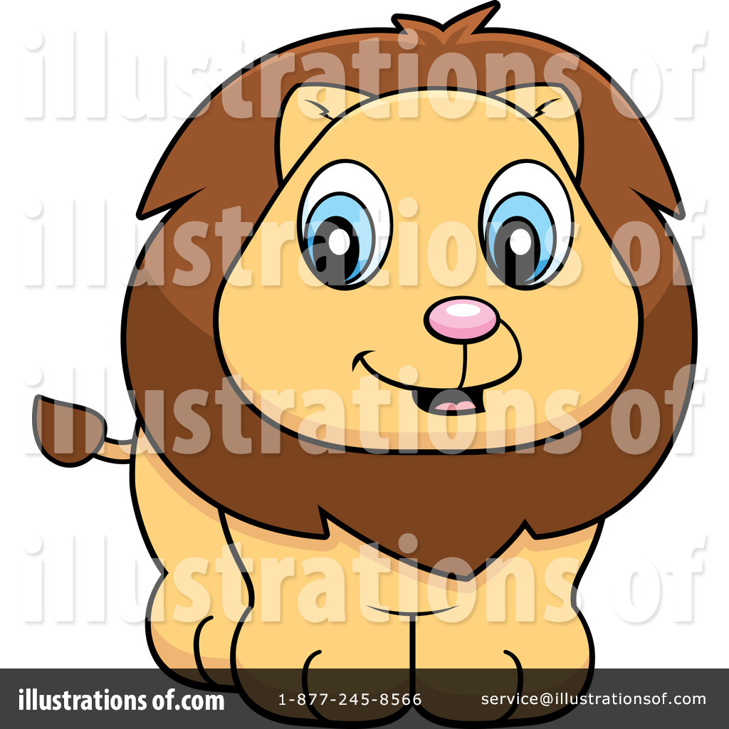 lion clipart 102725 illustration by cory thoman