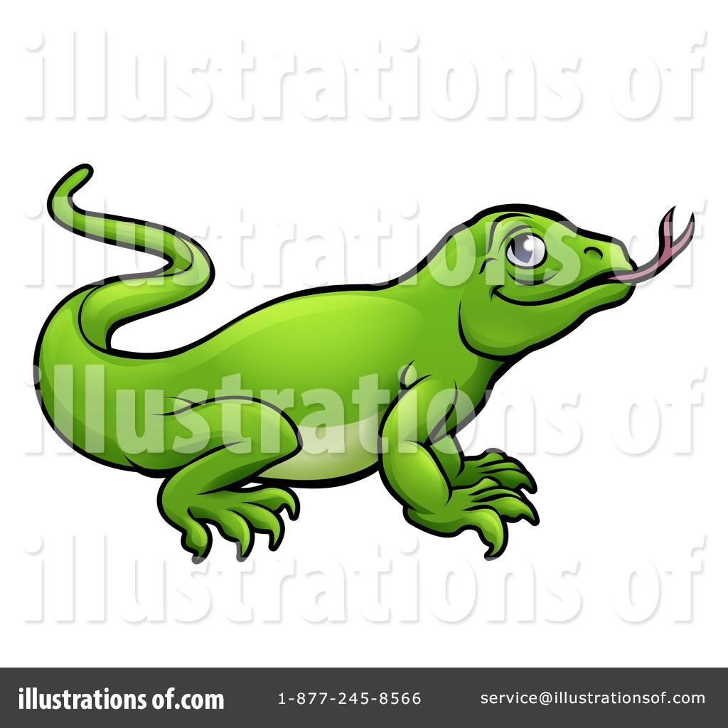 lizard clipart 1457886 illustration by atstockillustration rh illustrationsof com